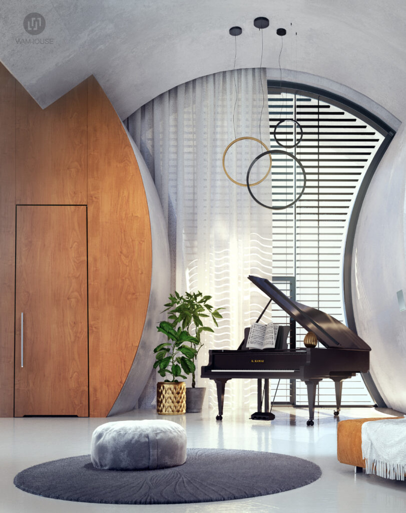 2- RINGSHOUSE – interior design (livingroom)